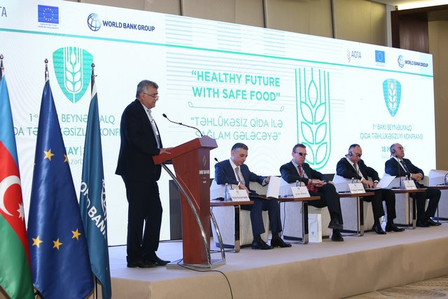 1st Baku International<br/>Food Safety Conference