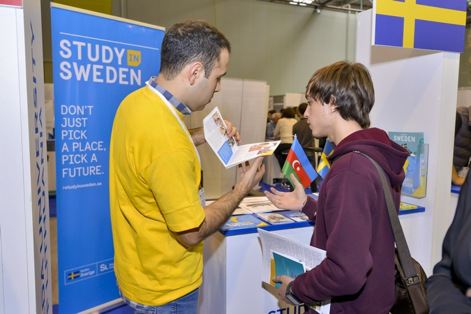 Study in Europe Exhibition